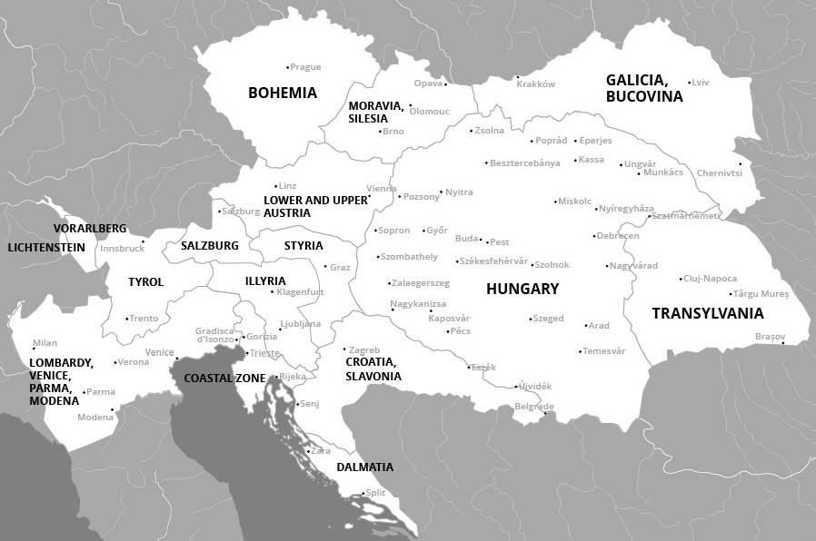 instability in the austro hungarian empire The kingdom of hungary was a monarchy in central europe that existed  after a period of instability,  the austro-hungarian economy changed dramatically during.
