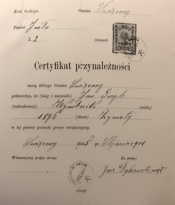 Jan Grzyb Certificate of Belonging 001.jpg