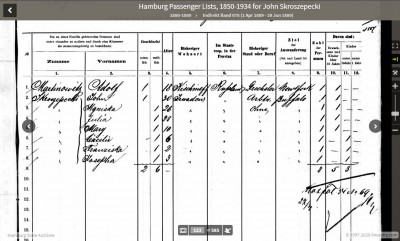 Passenger record from Hamburg.JPG